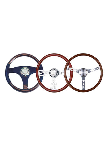 Wooden steering wheel-JLW-937