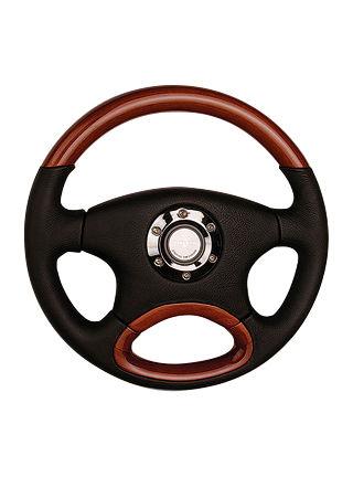 Wooden steering wheel-JLW-063