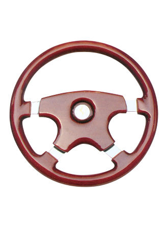 Wooden steering wheel-JLW-9390