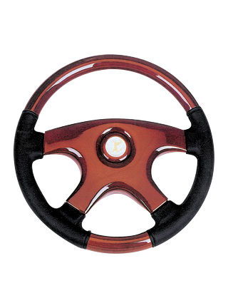 Wooden steering wheel-JLW-9590