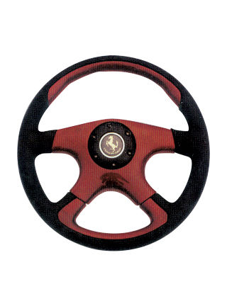Wooden steering wheel-JLW-9490