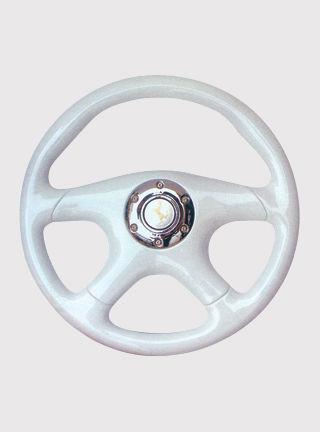 Wooden steering wheel-JLW-9498