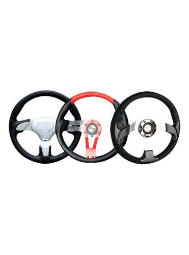 Leather steering wheel-JLL-073&JLL-062&JLL-059