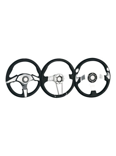 Leather steering wheel-JLL-055&JLL-054&JLL-0456