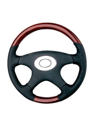 Wooden steering wheel-JLW-087