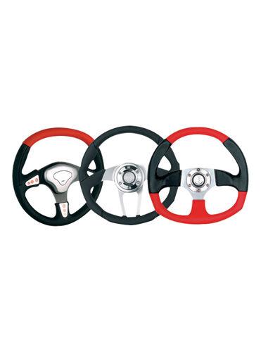 Leather steering wheel-JLL-060&JLL-082&JLL-068