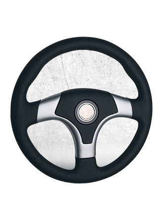 Wooden steering wheel-JLW-015