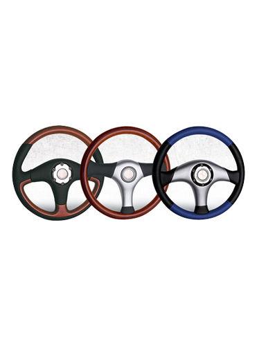Wooden steering wheel-JLW-011