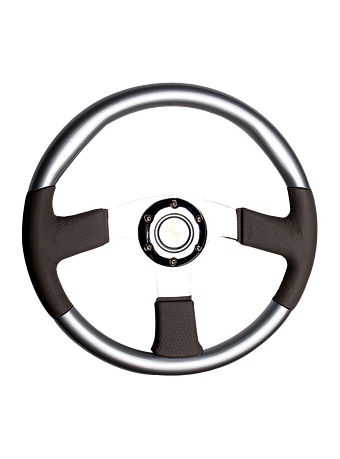 Wooden steering wheel-JLW-018