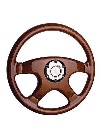 Wooden steering wheel-JLW-002