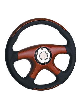 Wooden steering wheel-JLW-004