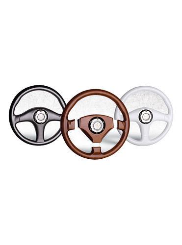 Wooden steering wheel-JLW-008