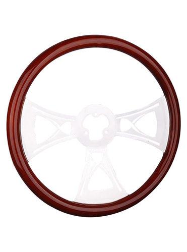 wooden steering wheel-TS-305