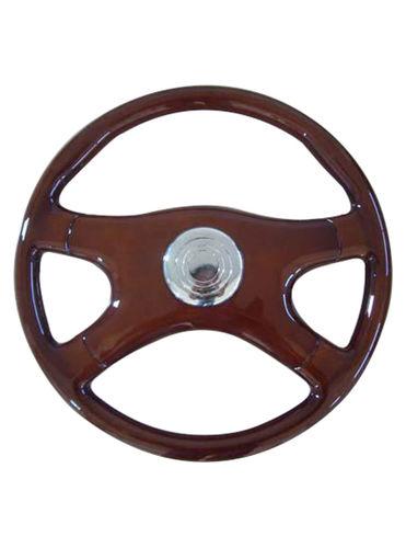 wooden steering wheel-TS-404