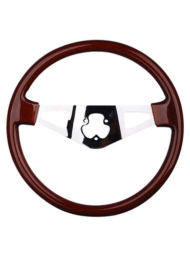 wooden steering wheel-TS-201