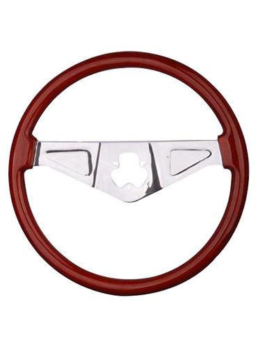 wooden steering wheel-TS-202