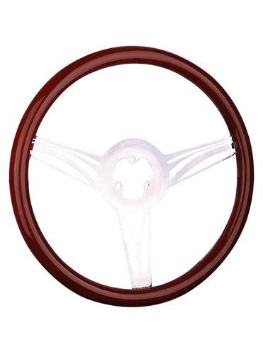 wooden steering wheel-TS-306