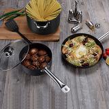 Hard Anodized Pressed Aluminum Cookware Set -JX-PST-01