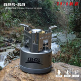 Compact thermal oil stove-BRS-68