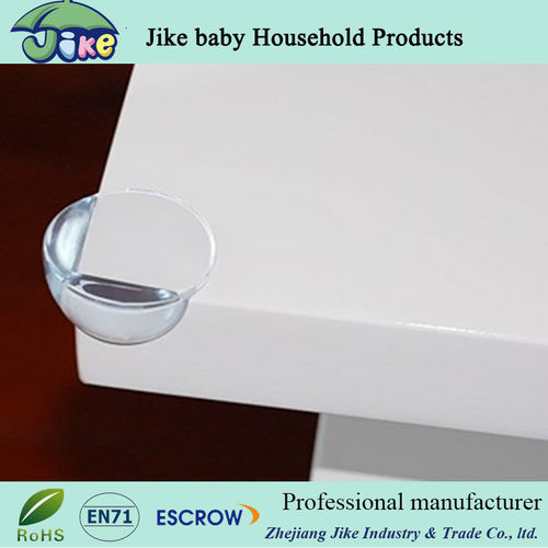 Transparent desk corner protector-JKF13332