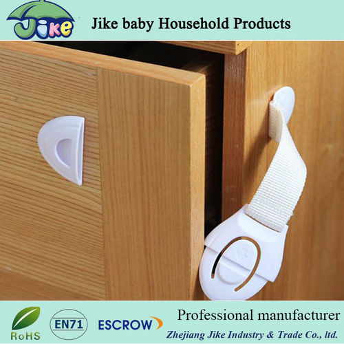 Baby safety cabinet fabric lock-JKF13301