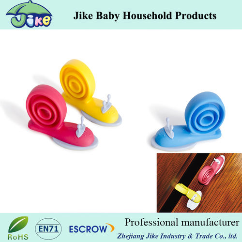 Child proofing baby safety rubber door stopper-JKF13308