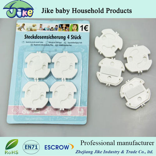 Child proofing baby safety socket cover electrical protector-JKF13319