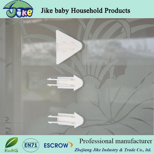 Baby safety lock ABS sliding door safety lock-JKF13311