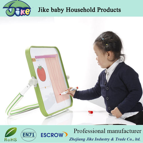 Desktop Double Sides Kids Drawing Board-JKX141004