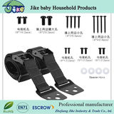 Anti-dumping safety strap -Iron head