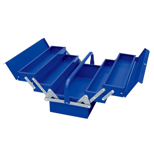 Three-tier five-cell 42CM portable toolbox-JS-09