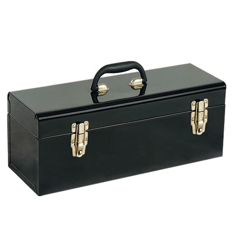 50CM single layer with tray hand toolbox-JS-13