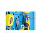 Six pumping auto repair tool car-JS-308 Six Drawers.
