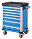 High-end tool cart-JS-308 Seven Drawers.