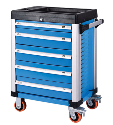 High-end tool cart-JS-308 Five Drawers.