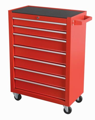 Small seven-layer tool cart-JS-328