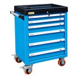 High-end tool cart -JS-309 Six Drawers.