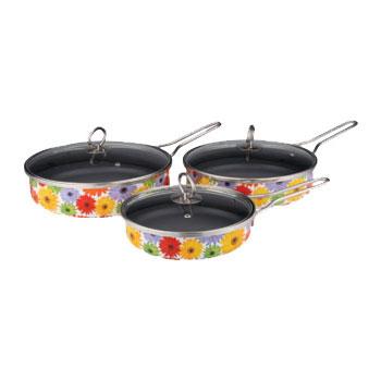 Enamel Non-stick Cookware-JN-704