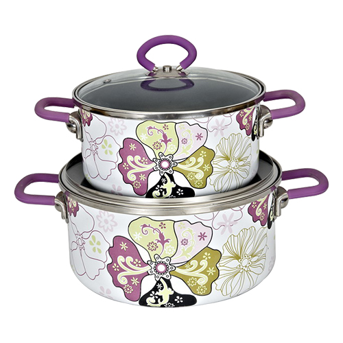 4 Pcs Cookware Set-JN - 716D