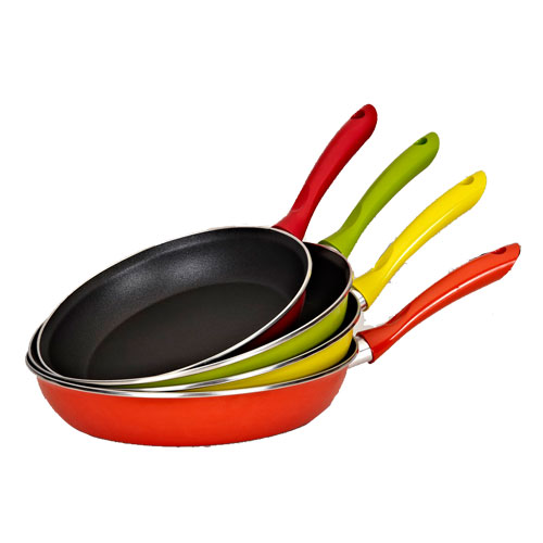 Enamel Non-Stick Cookware Series-