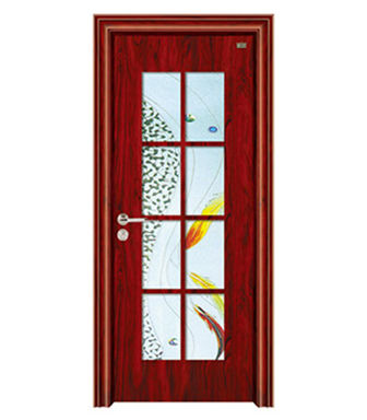Melamine Wooden Door-JYJ-C803