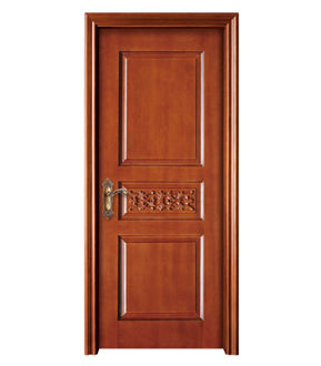 Solid Wood Door-JG-011
