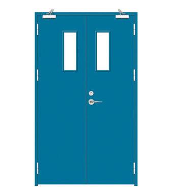 Fire Rated Steel door-JFD-710