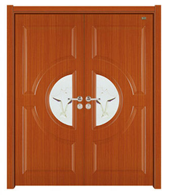 Melamine Wooden Door-JYJ-D593-3
