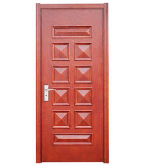 Solid Wood Door-JYJ-DR8