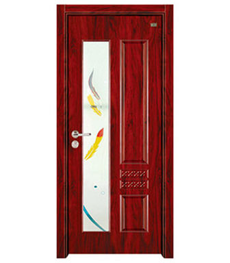 Melamine Wooden Door-JYJ-D526-1