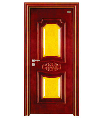 Solid Wood Door-JYJ-969