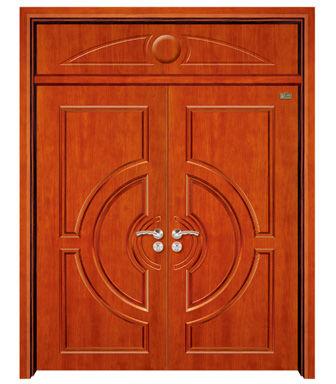 Solid Wood Door-JYJ-966