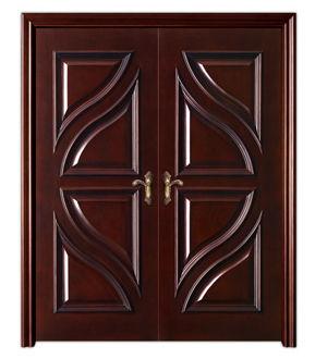 Solid Wood Door-JO-037
