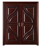 Solid Wood Door -JO-037